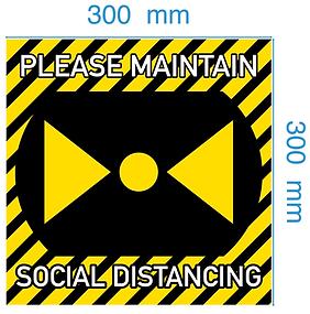 SOCIAL DISTANCING_STRIPS