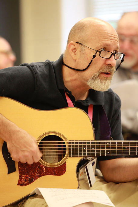 Aaron Fowler-Teaching Artist