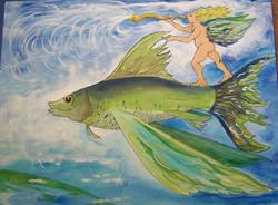 The Angelfish of the Apocalypse 2012