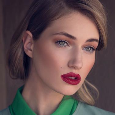 Modelo:Marija Urosevic Fotografía: Felipe Delgado