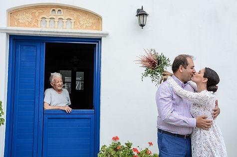 Γάμος πολιτικός στην Τήνο