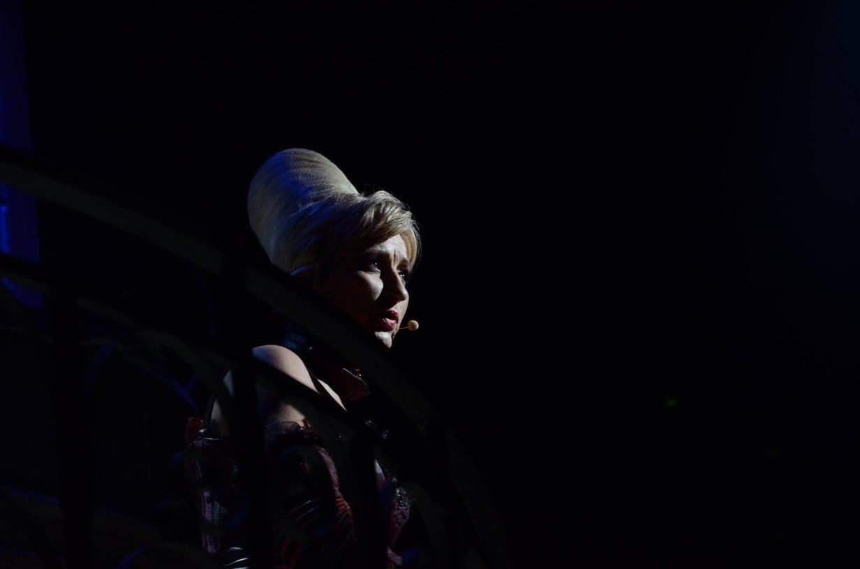 Krystel Bréda Lady Capulet
