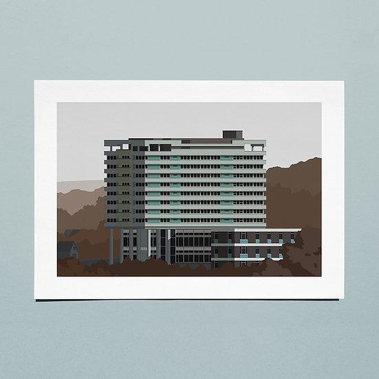 Hallam Tower Hotel, Sheffield