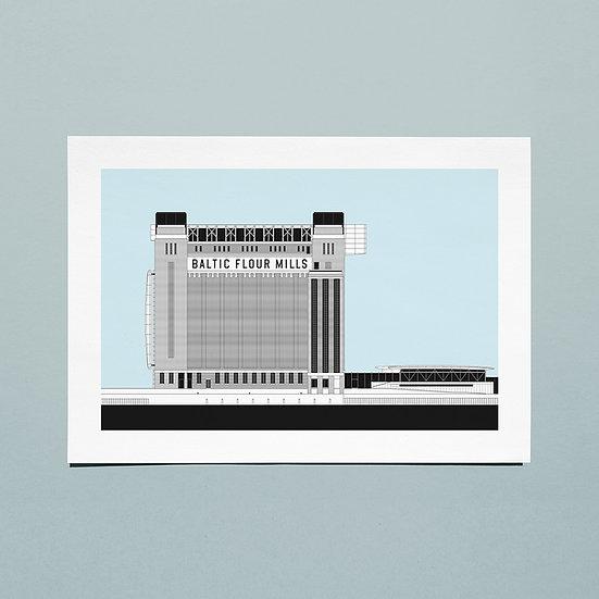 BALTIC Centre for Contemporary Art, Gateshead