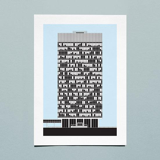 Arts Tower, Sheffield