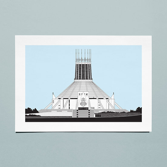 Liverpool Cathedral, Sheffield