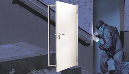 Keller-Sicherheitstür von Teckentrup