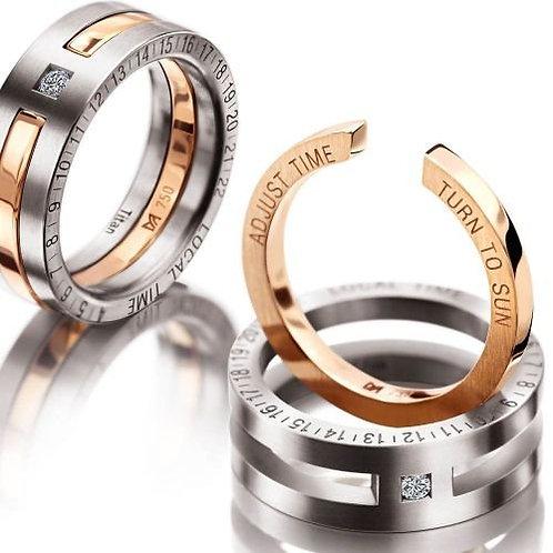 Meister Sundial Ring