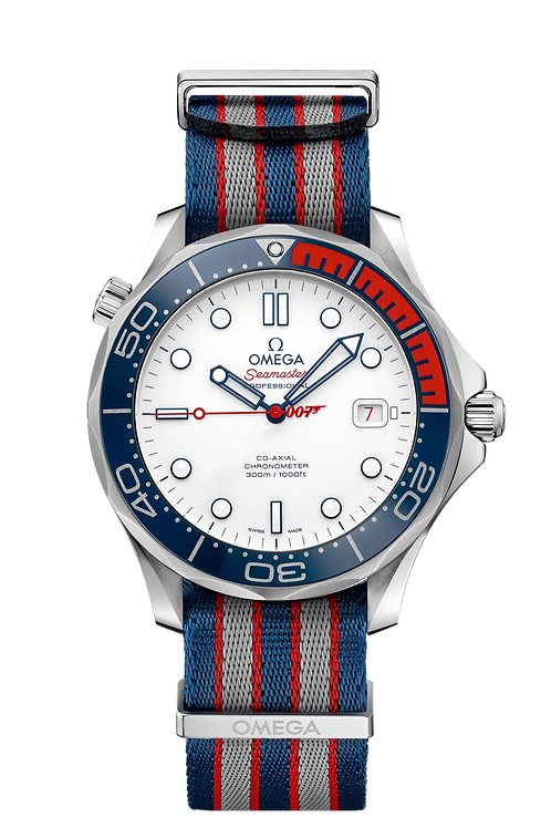 Omega Seamaster 007 Commander Limited Edition (2017)
