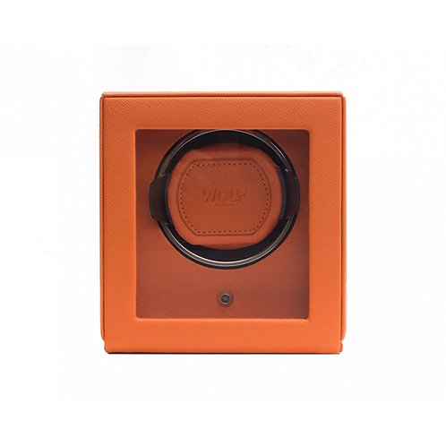 Wolf Designs Orange Cub Watch Winder - 461139