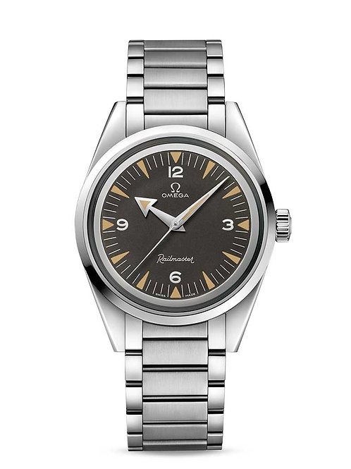 Omega Railmaster 60th Anniversary Limited Edition (2018)