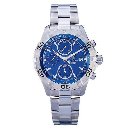 Tag Heuer Aquaracer Chronograph Blue CAF2112.BA0809