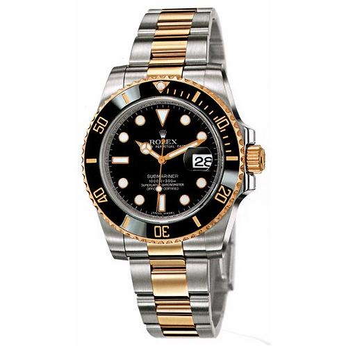 Rolex Submariner 116613 LN (2017, mint condition)