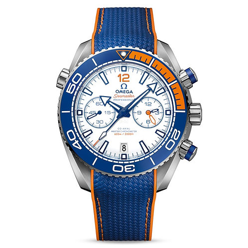 Omega Seamaster Planet Ocean Michael Phelps Limited Edition (2018)
