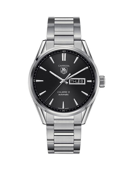 TAG Heuer Carrera Calibre 5 Day Date - WAR201A.BA0723