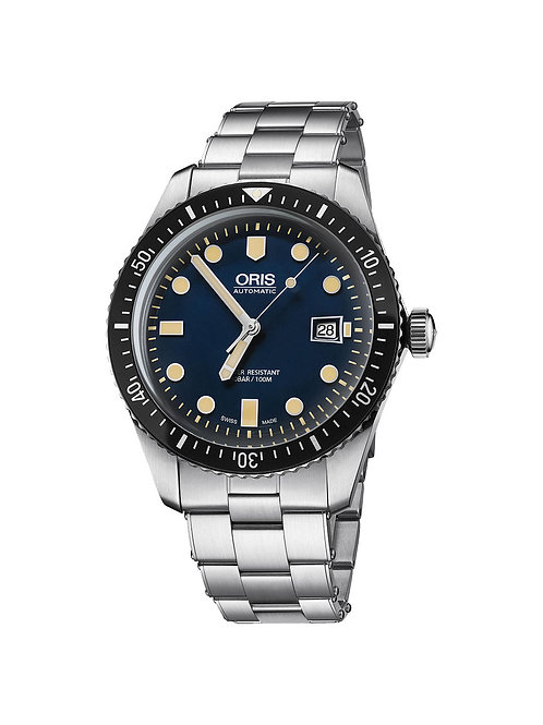 Oris Divers Sixty-Five Mens Watch 733 7720 4055-07 8 21 18