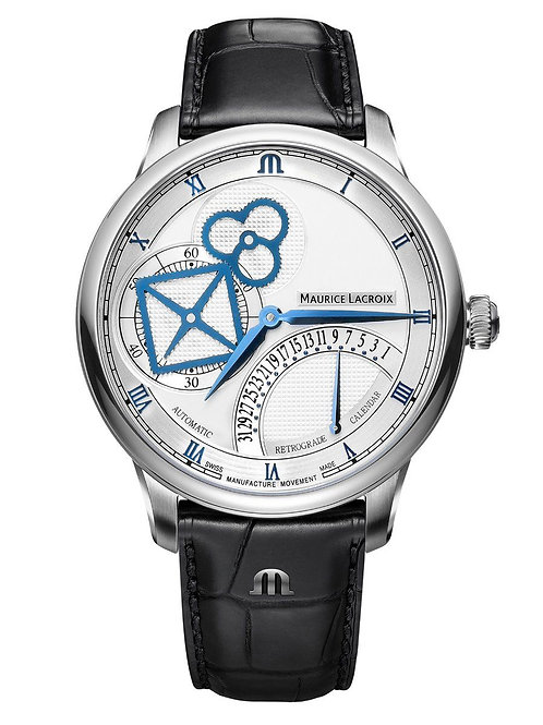 Maurice Lacroix 43 MP6058-SS001-110-1 Masterpiece