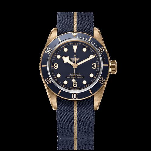 Tudor Heritage Black Bay Bucherer Blue Bronze Limited Edition (2018)