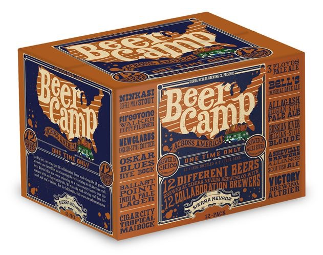 SIERRA NEVADA BREWING BEER CAMP