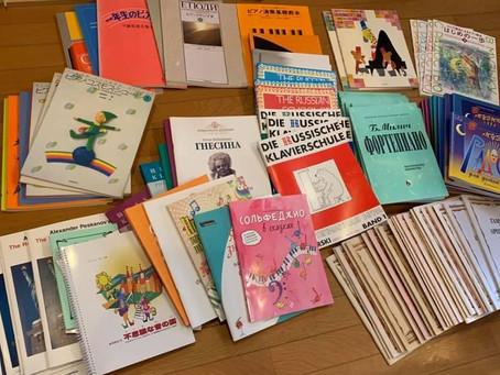 ロシアピアノ教本とロシアピアノ教育
