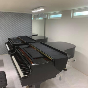ピアノのランナー