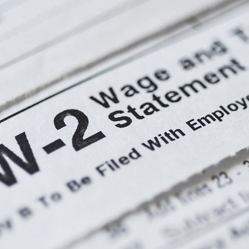 Employers Should Be Aware of W-2 Scam—Protect Employee Information