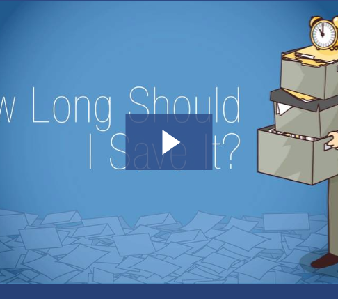 How Long Should I Save My Tax Return?