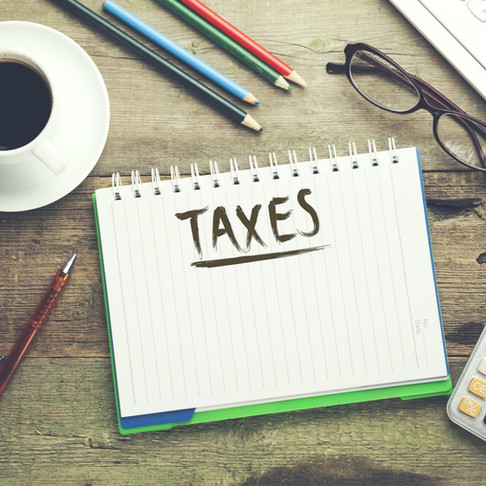 5 Annual Tax Essentials