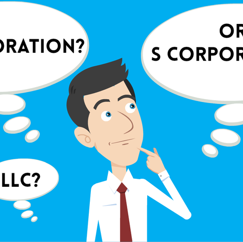 Understanding Flow-through Entities like S-Corporations and LLC's