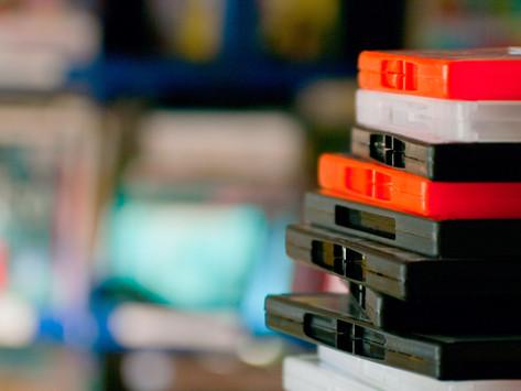 Le format vidéo physique en danger - Préservons les éditeurs vidéo