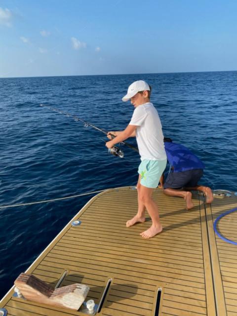 """Akit a horgászat varázsa """"megcsapott"""""""