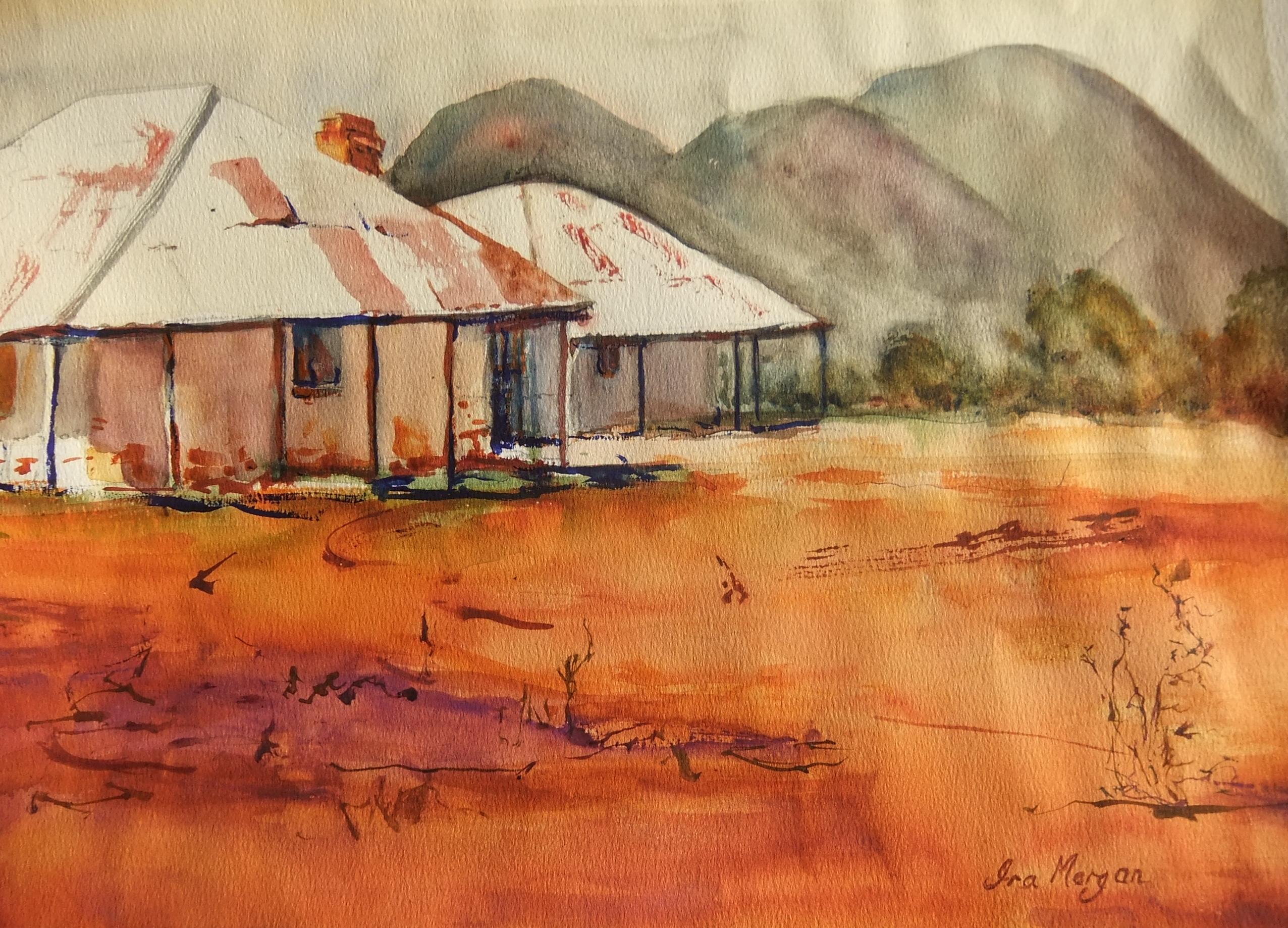 190. ' Mt Gould hills W.A.'