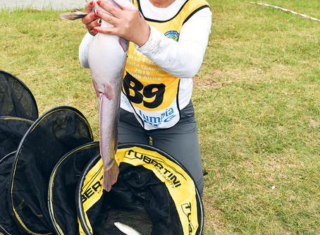 Deli Ibolya harmadik világbajnoki címét szerezte meg Dél-Afrikában!