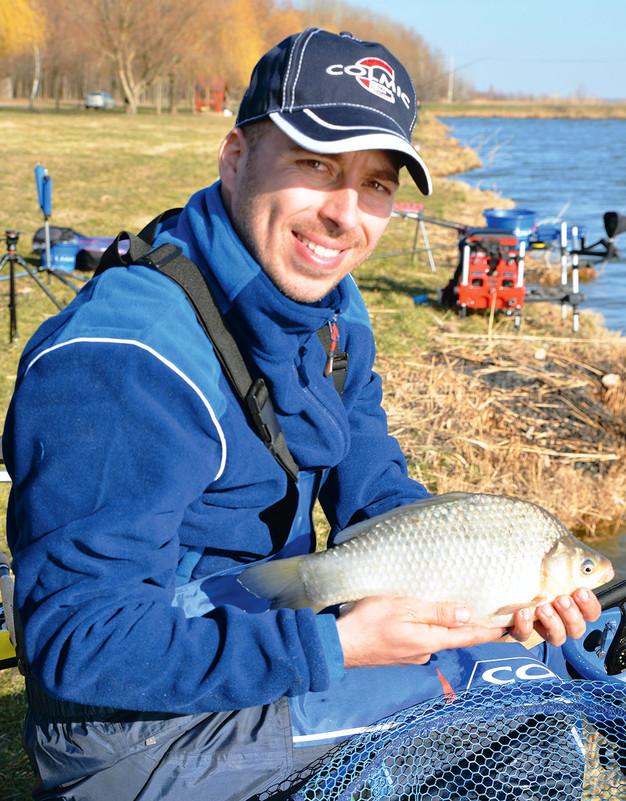 Hosszú előkés feederes horgászat
