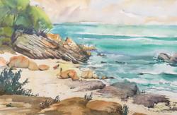 567. ' East Beach' W.A.