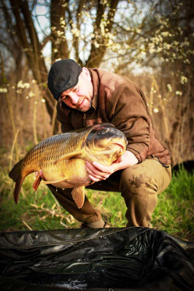 Tavaszi horgászatok
