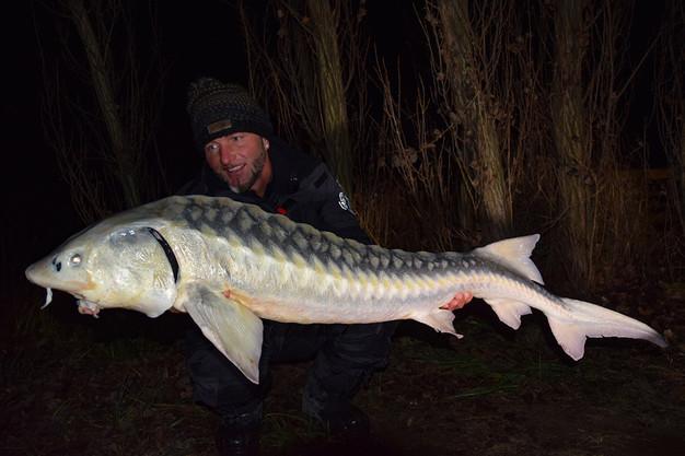 Téli éjszakai horgászat