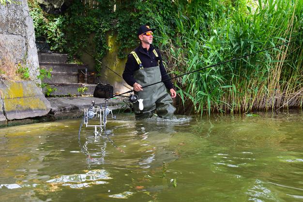 """""""Urban fishing"""" az RSD-n"""