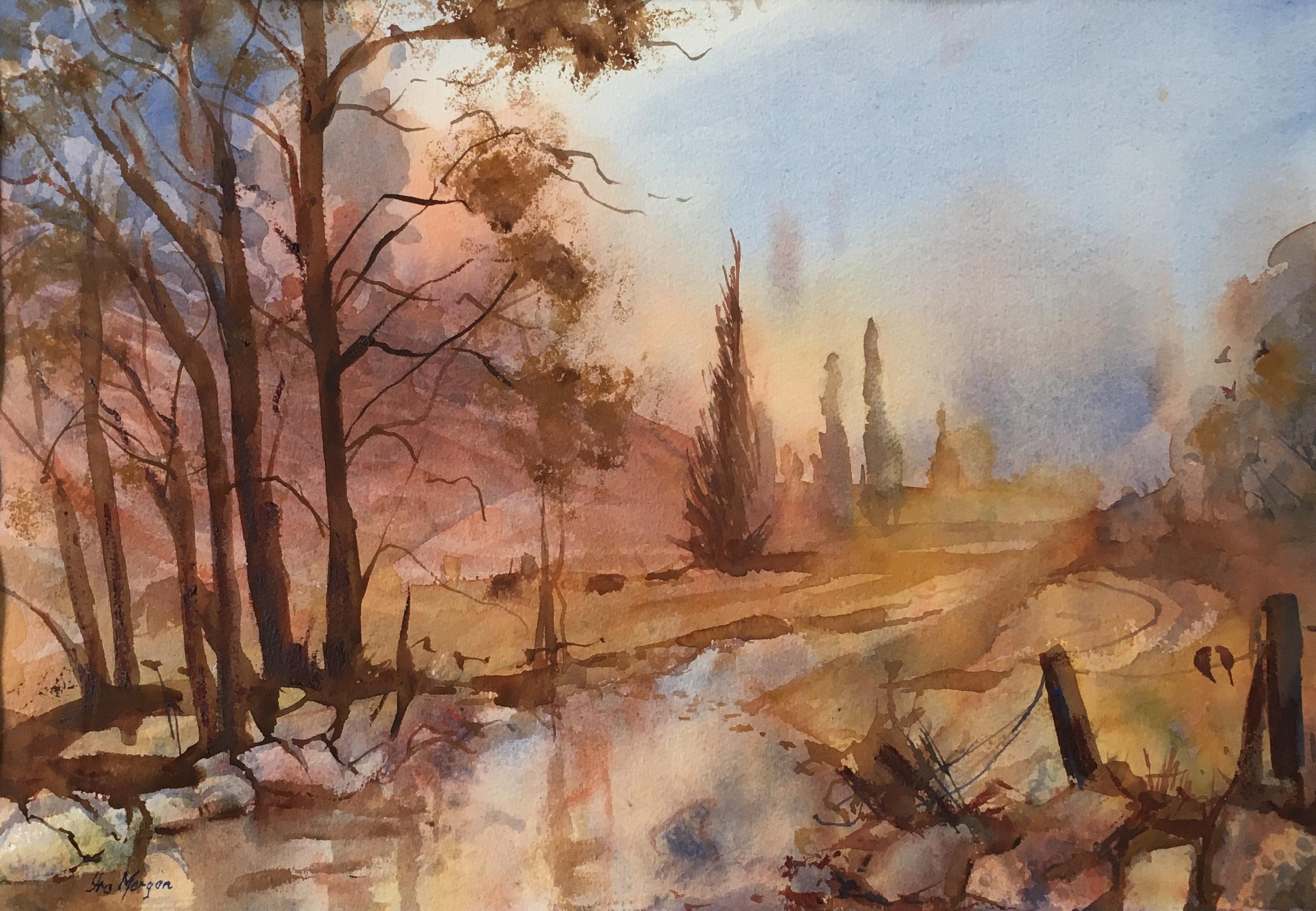 511. ' Umber trees'