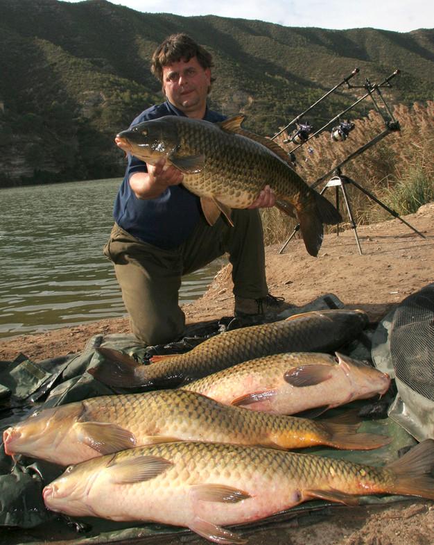 50 év horgászat