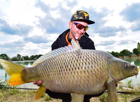 Partközeli horgászat