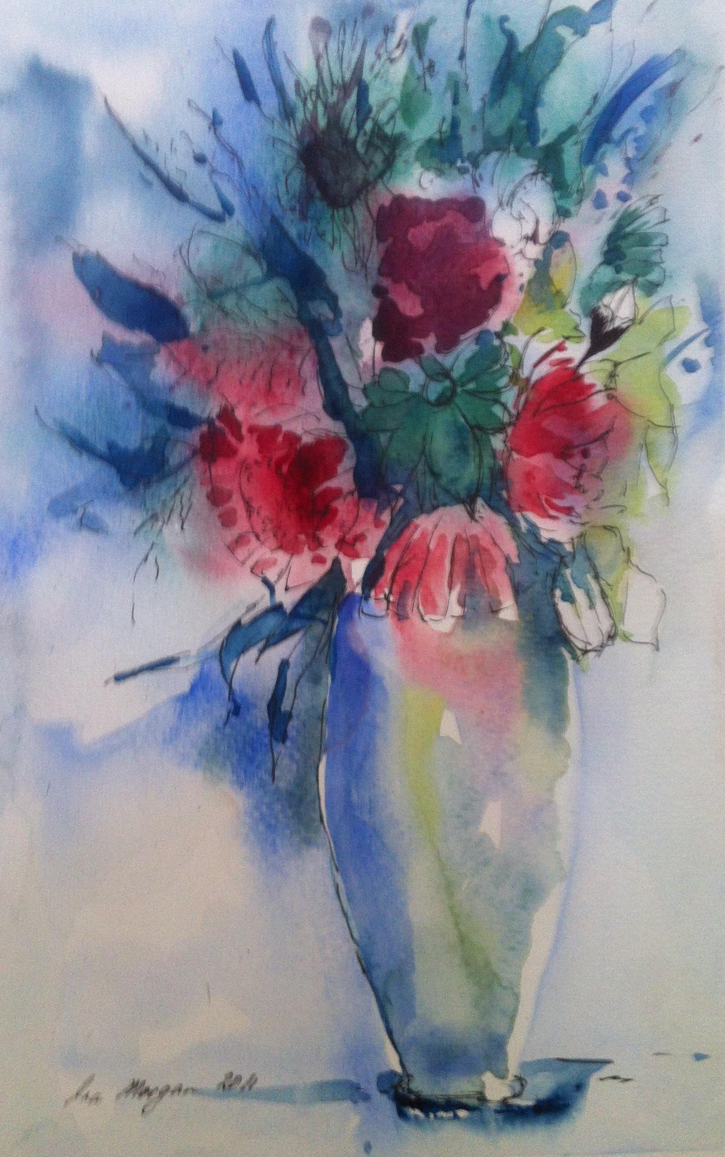 90. 'Straw vase'