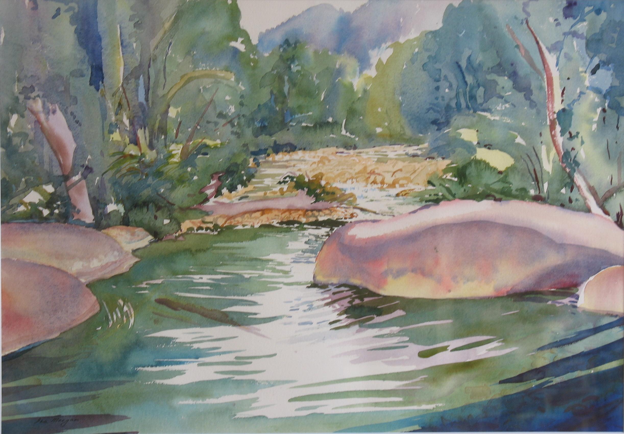 33. ' The Boulders Babinda'