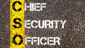 The Role of the Chief Security Officer
