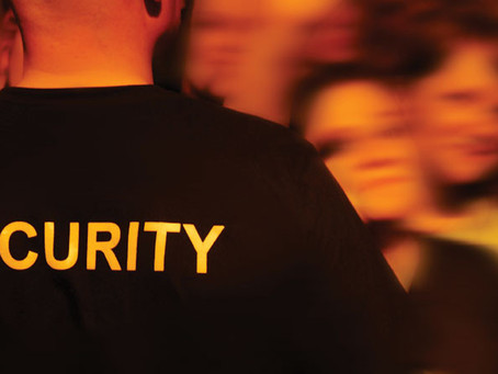 Your Event Security Plan