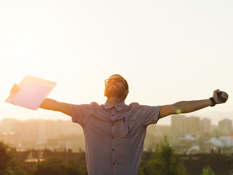 Why your only goal in life should be to make yourself happy