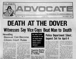Dover Hotel News BW