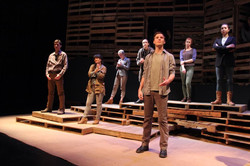 Philip Dubois in Laramie Project