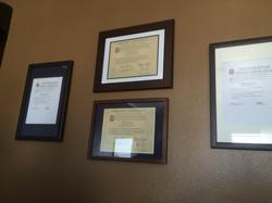 Prop Harvard Diplomas