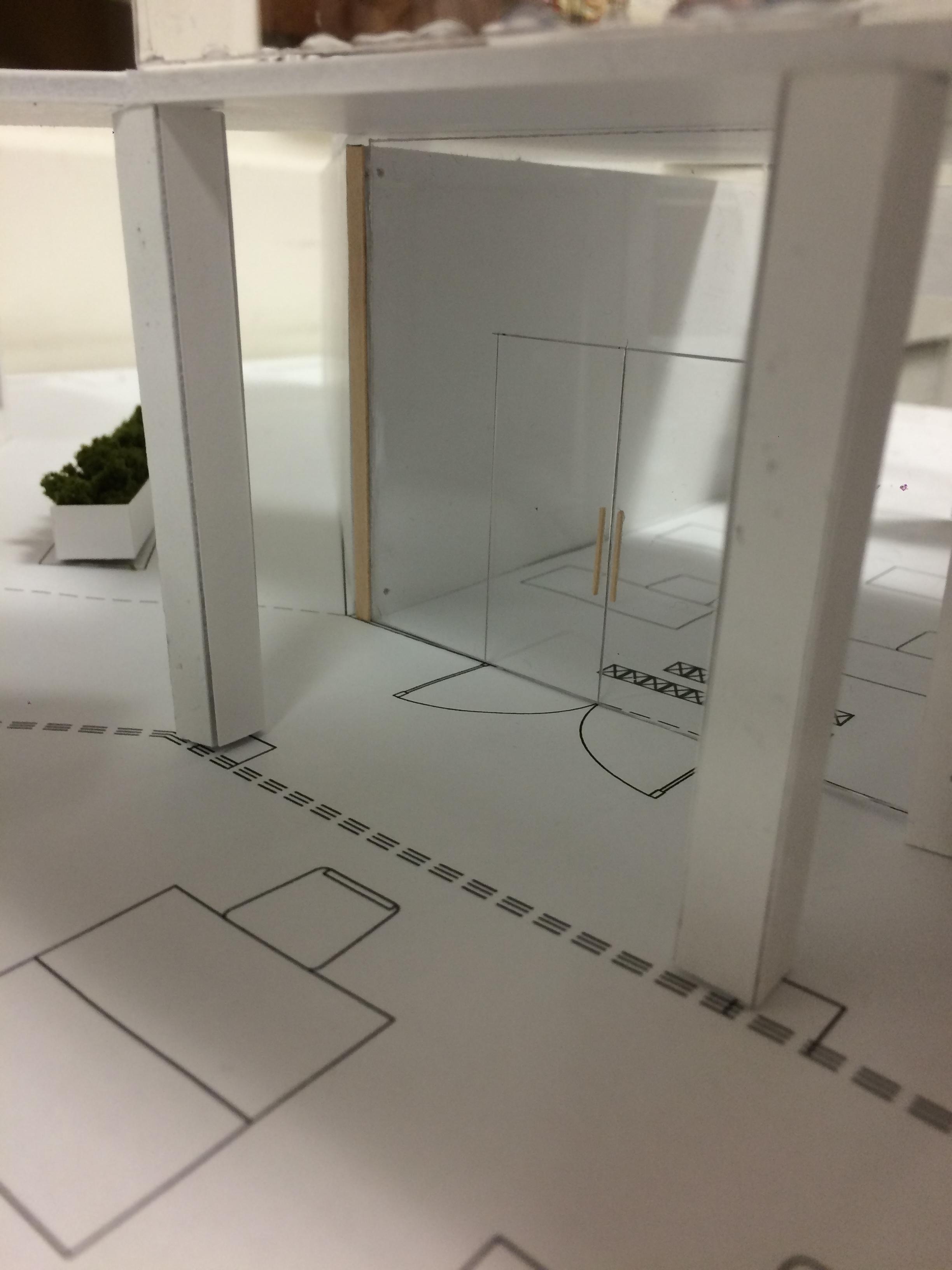 IT and hallway